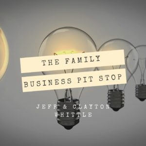 The Family Business Pit Stop, EOS, Entrepreneurial Operating System, Whittle and Partners