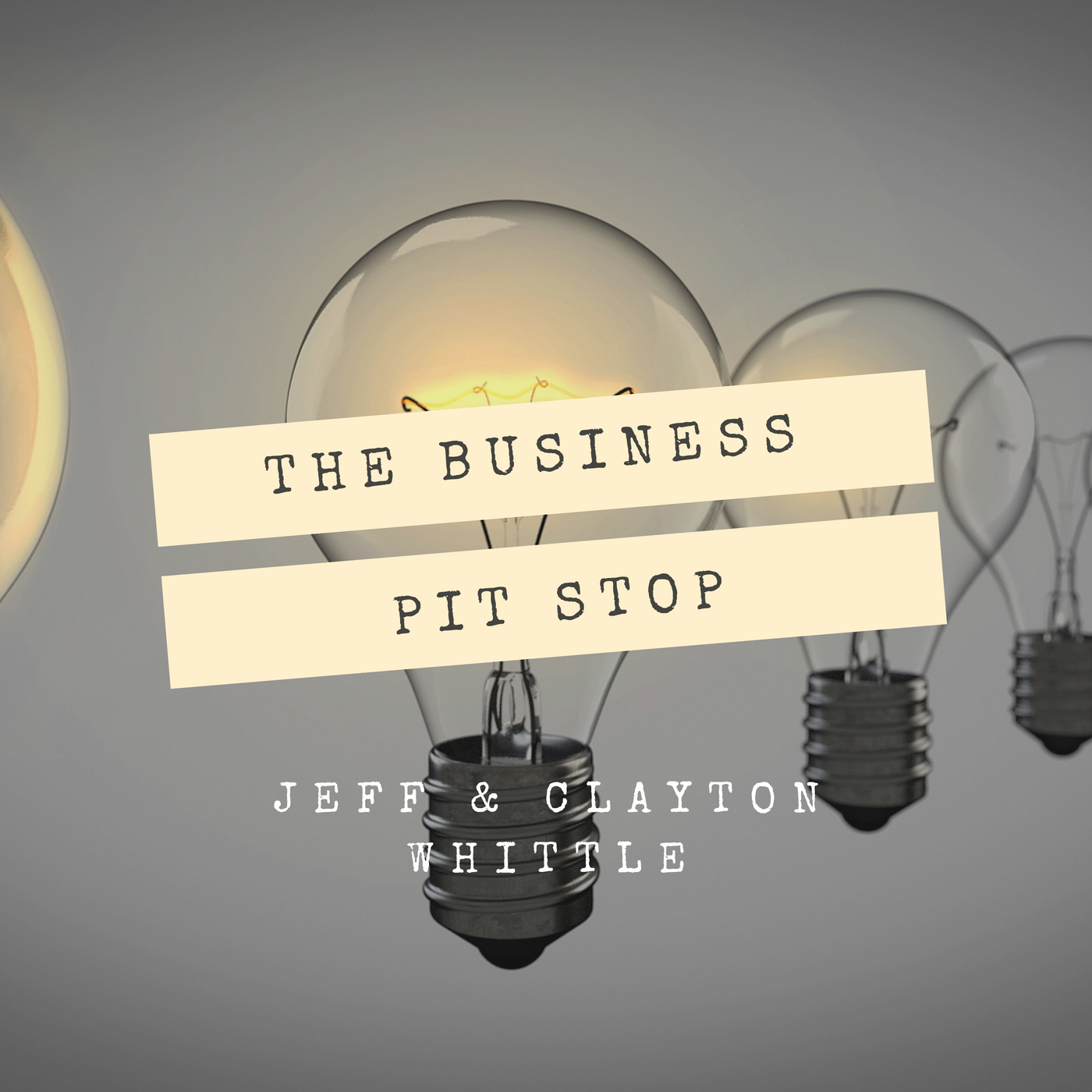 Business Pit stop Logo